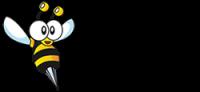 فروشگاه تم تولد زنبورک لوگو